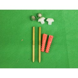 Screws for fixing the mirror Ideal Standard