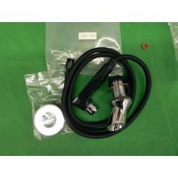 Kadeřnická sprcha vč průchodky a hadice Ideal Standard A951748