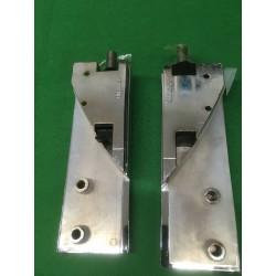 Set of shower door pins Tonic Ideal Standard