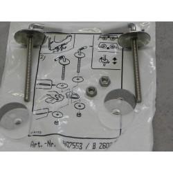 Klouby sedátka Ideal Standard Sevamix W3006AA