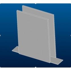 Držák stěnové rozpěry na sklo sprchového koutu TONIC Ideal Standard LV182AA