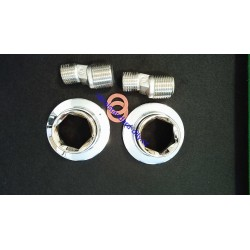 Rosette with connection Ideal Standard A962849AK Ceratop