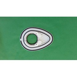 Concealed battery cover holder Ideal Standard