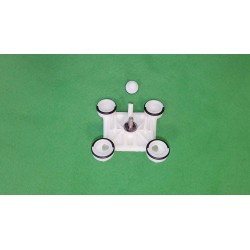 Mounting plug for EASY BOX A963146NU Ideal Standard