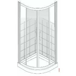 Shower Synergy L6381EO Ideal Standard